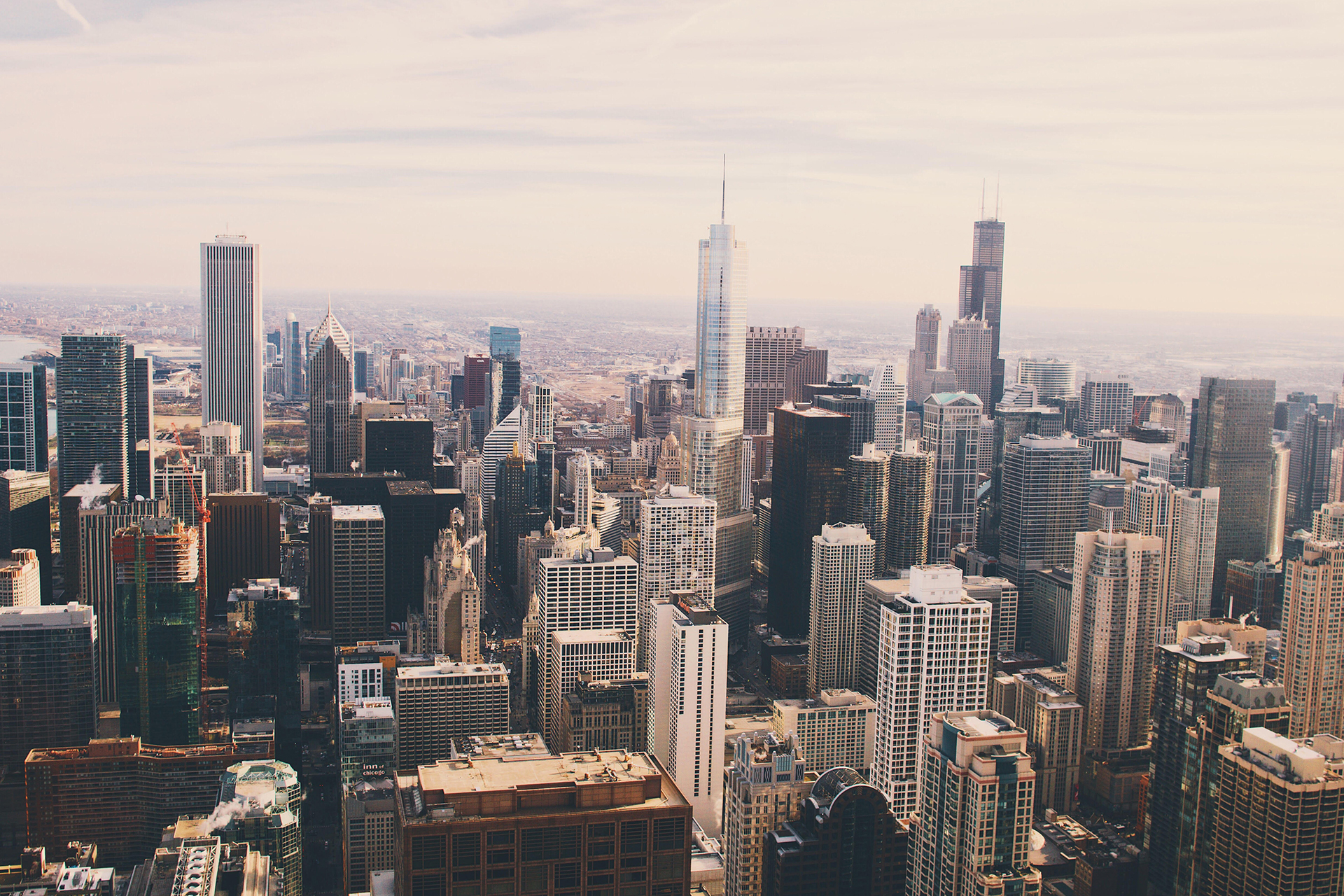 Benefits to working in the Chicago Office