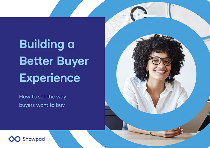 Building a Better Buyer Experience
