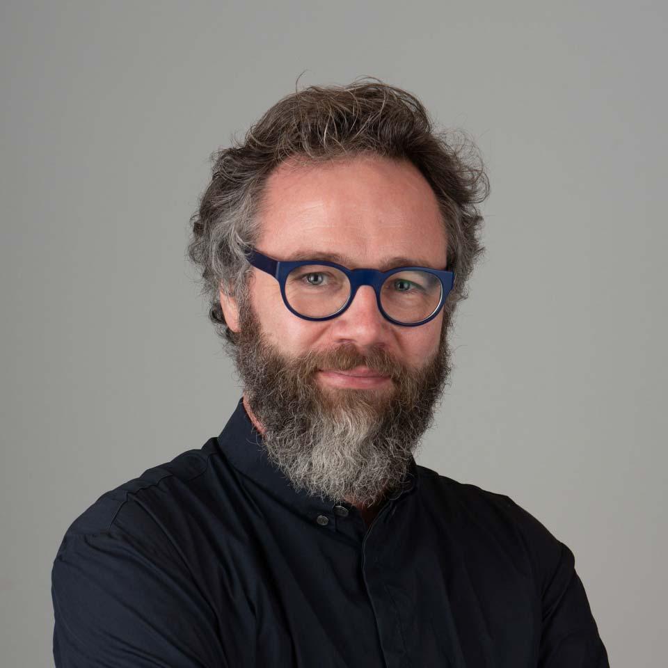 Lieven Baeyens VP of Engineering Showpad