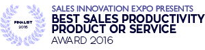 Sales Innovation Expo - Sales Productivity Product or Service 2016